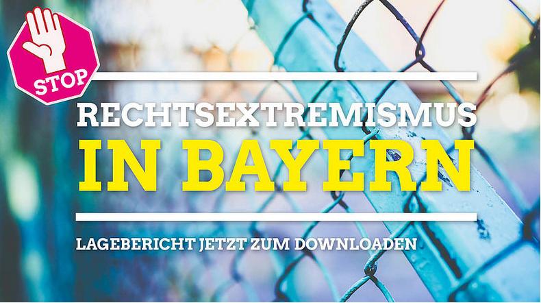 Lagebild Rechtsextremismus in Bayern 2019