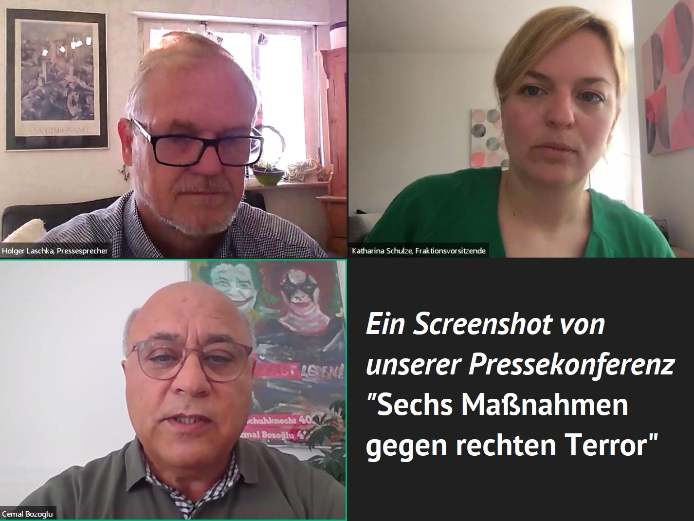 Read more about the article Sechs Maßnahmen gegen rechten Terror