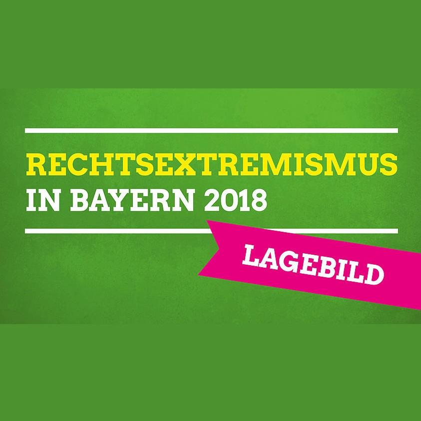 Read more about the article Lagebild Rechtsextremismus 2019 vorgestellt