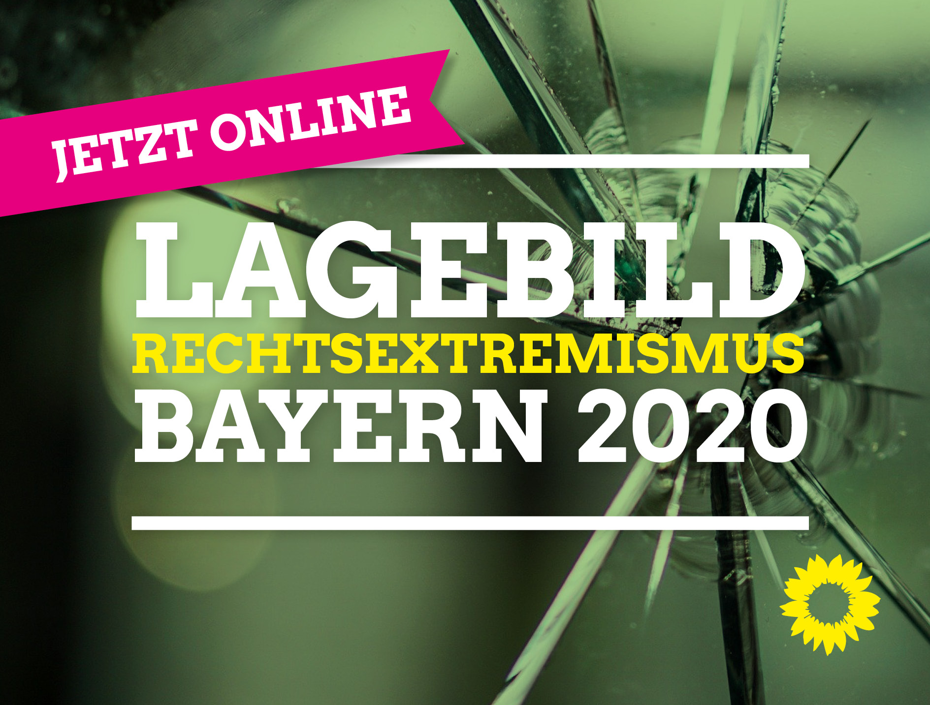 Read more about the article Lagebericht Rechtsextremismus in Bayern 2020